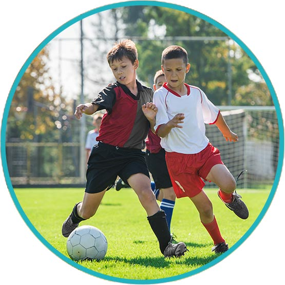 Treating Children with Sports Injuries
